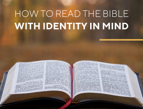 How to Read the Bible with Identity in Mind