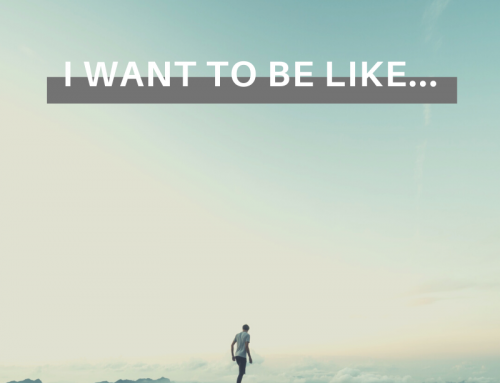 I Want To Be Like…