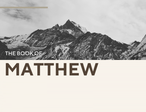 40-Day Matthew Reading Plan